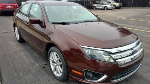 2012 Ford Fusion for sale at Graft Sales and Service Inc in Scottdale PA