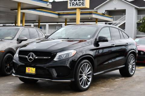 2017 Mercedes-Benz GLE for sale at Houston Used Auto Sales in Houston TX
