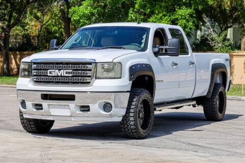 2012 GMC Sierra 3500HD for sale at Easy Deal Auto Brokers in Hollywood FL