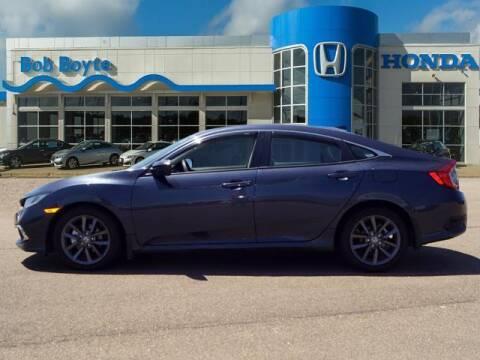 2020 Honda Civic for sale at BOB BOYTE HONDA in Brandon MS