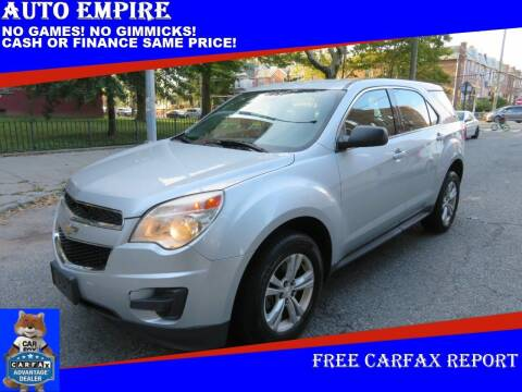 2014 Chevrolet Equinox for sale at Auto Empire in Brooklyn NY
