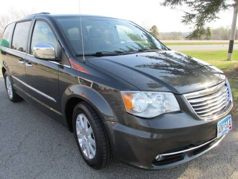 2012 Chrysler Town and Country for sale at Buy-Rite Auto Sales in Shakopee MN