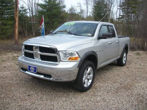 2010 Dodge Ram Pickup 1500 for sale at Auto Images Auto Sales LLC in Rochester NH