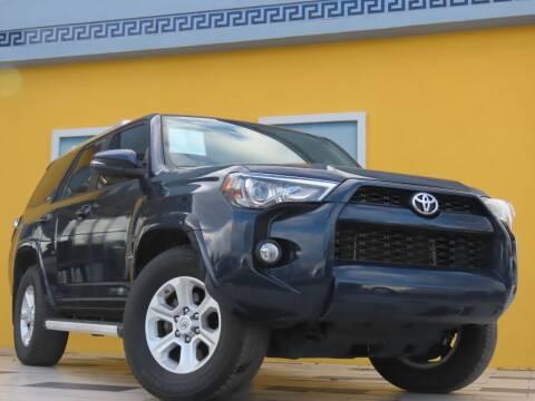 2018 Toyota 4Runner for sale at Paradise Motor Sports LLC in Lexington KY