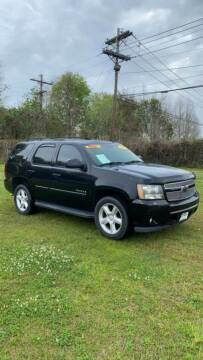 2008 Chevrolet Tahoe for sale at CAPITOL AUTO SALES LLC in Baton Rouge LA