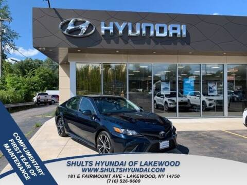 2018 Toyota Camry for sale at Shults Hyundai in Lakewood NY