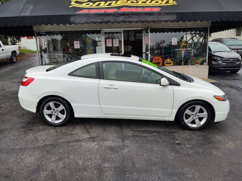 2008 Honda Civic for sale at Credit Connection Auto Sales Inc. YORK in York PA