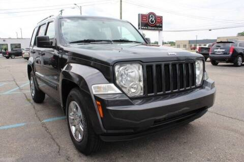 2010 Jeep Liberty for sale at B & B Car Co Inc. in Clinton Township MI
