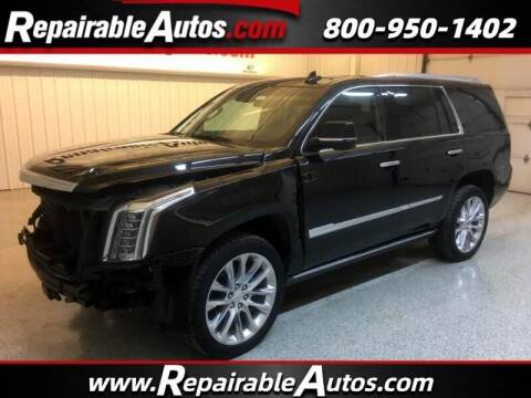 2017 Cadillac Escalade for sale at Ken's Auto in Strasburg ND
