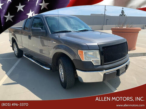 2009 Ford F-150 for sale at Allen Motors, Inc. in Thousand Oaks CA