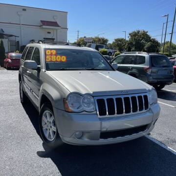 2009 Jeep Grand Cherokee for sale at Auto Bella Inc. in Clayton NC