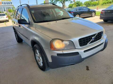 2003 Volvo XC90 for sale at Divine Auto Sales LLC in Omaha NE