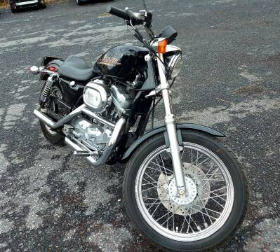 1999 Harley Davidson Sportster for sale at PMC GARAGE in Dauphin PA