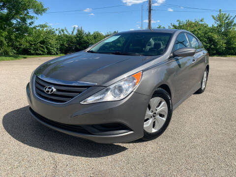 2014 Hyundai Sonata for sale at Craven Cars in Louisville KY