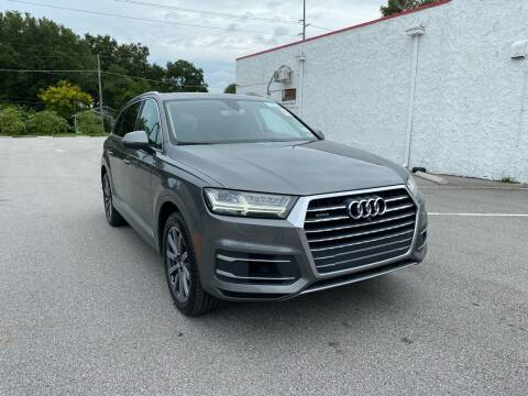 2017 Audi Q7 for sale at LUXURY AUTO MALL in Tampa FL