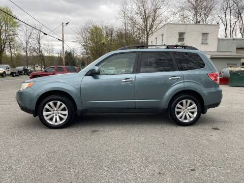 2011 Subaru Forester for sale at DND AUTO GROUP in Belvidere NJ
