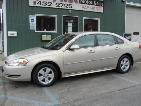 2009 Chevrolet Impala for sale at R's First Motor Sales Inc in Cambridge OH