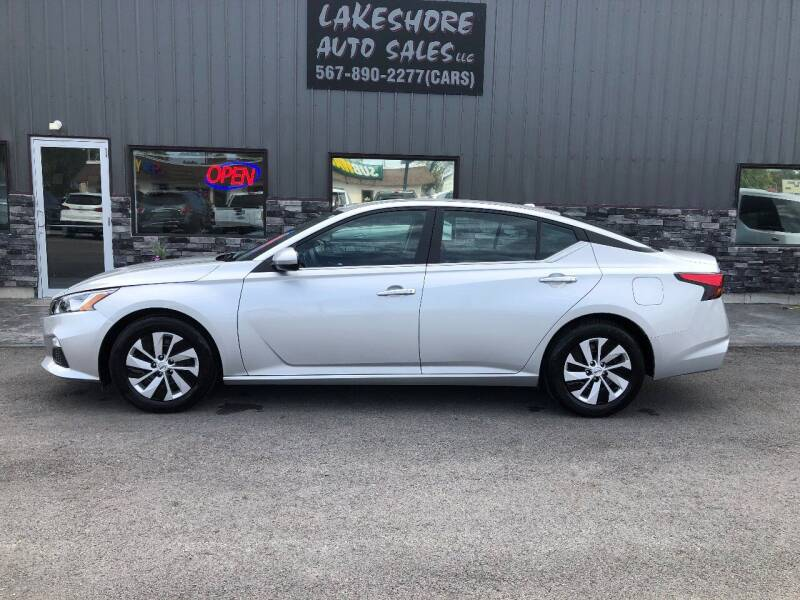 2019 Nissan Altima for sale at Lakeshore Auto Sales LLC in Celina OH