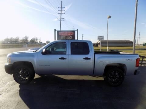 2013 Chevrolet Silverado 1500 for sale at MYLENBUSCH AUTO SOURCE in O` Fallon MO