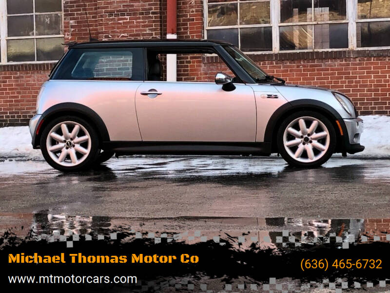 2005 MINI Cooper for sale at Michael Thomas Motor Co in Saint Charles MO