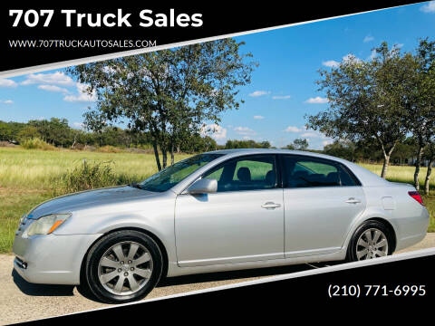 2005 Toyota Avalon for sale at 707 Truck Sales in San Antonio TX