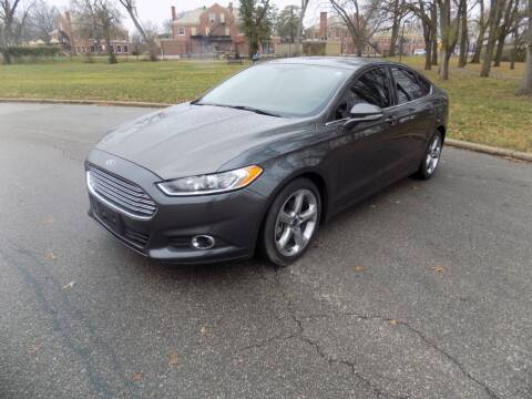 2016 Ford Fusion for sale at RENNSPORT Kansas City in Kansas City MO