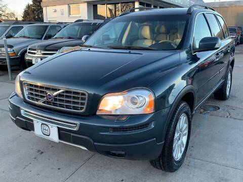 2008 Volvo XC90 for sale at Shift Automotive in Denver CO