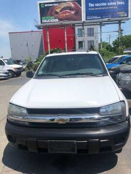 2007 Chevrolet TrailBlazer for sale at Budget Auto Deal and More Services Inc in Worcester MA