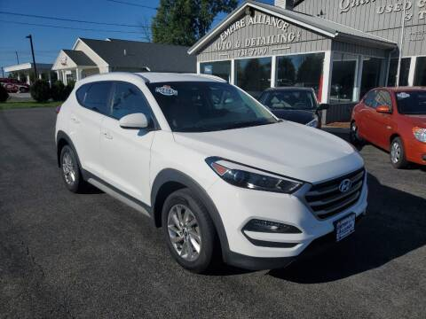 2017 Hyundai Tucson for sale at Empire Alliance Inc. in West Coxsackie NY