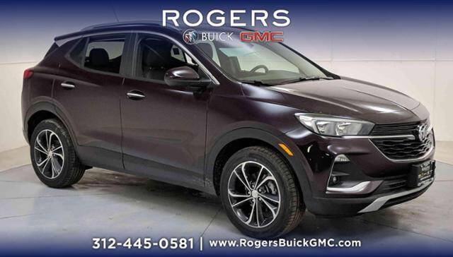 2021 Buick Encore GX for sale at ROGERS  AUTO  GROUP in Chicago IL