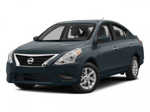 2015 Nissan Versa for sale at Nu-Way Auto Ocean Springs in Ocean Springs MS