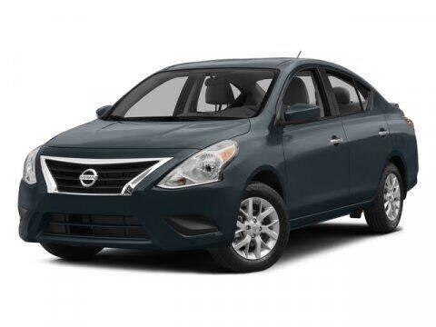 2015 Nissan Versa for sale at Nu-Way Auto Ocean Springs in Ocean Springs MS