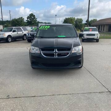 2014 Dodge Grand Caravan for sale at Carolina Auto Sales in Lugoff SC