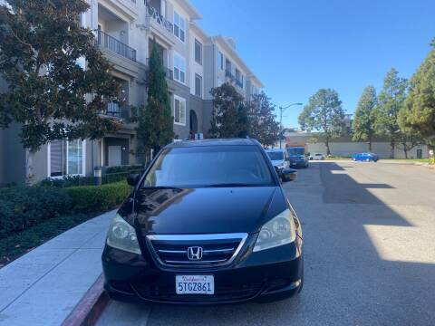 2006 Honda Odyssey for sale at Carpower Trading Inc. in Anaheim CA