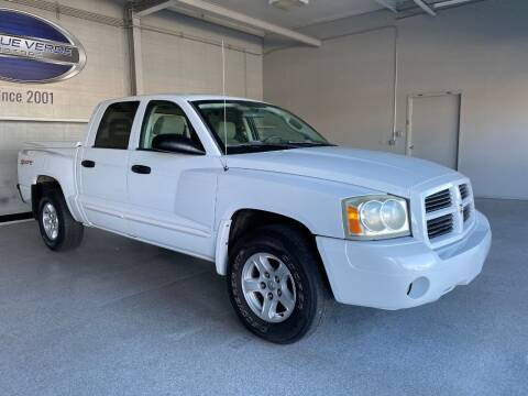 2006 Dodge Dakota for sale at TANQUE VERDE MOTORS in Tucson AZ