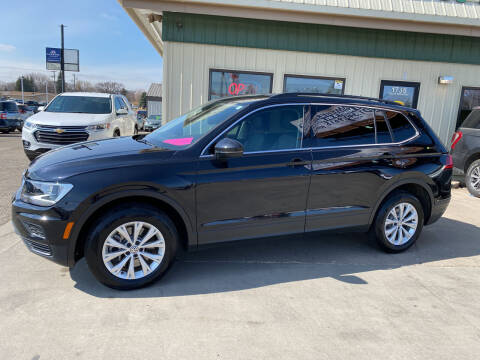 2019 Volkswagen Tiguan for sale at Murphy Motors Next To New Minot in Minot ND