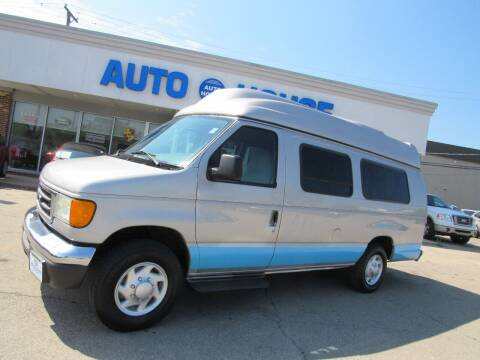 2006 Ford E-Series Cargo for sale at Auto House Motors in Downers Grove IL