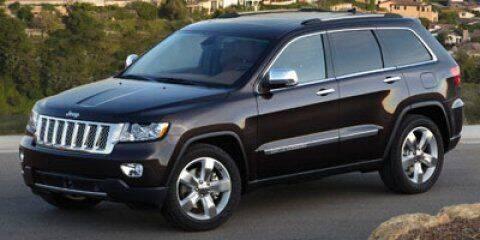 2011 Jeep Grand Cherokee for sale at SCOTT EVANS CHRYSLER DODGE in Carrollton GA