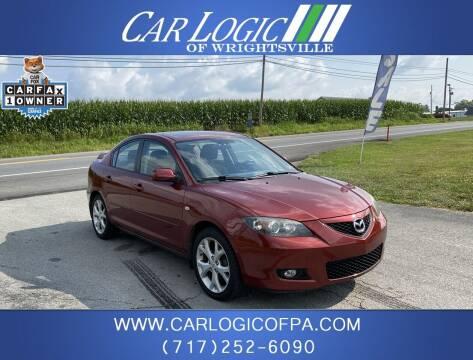 2009 Mazda MAZDA3 for sale at Car Logic in Wrightsville PA