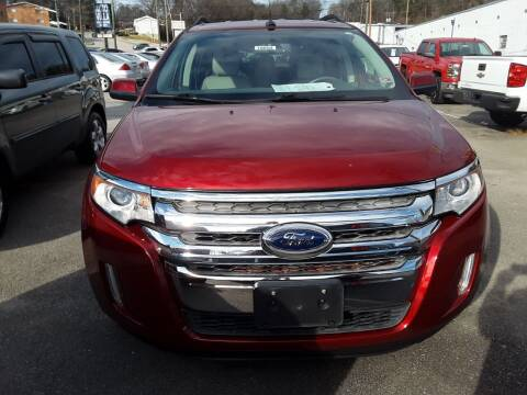 2013 Ford Edge for sale at Auto Villa in Danville VA