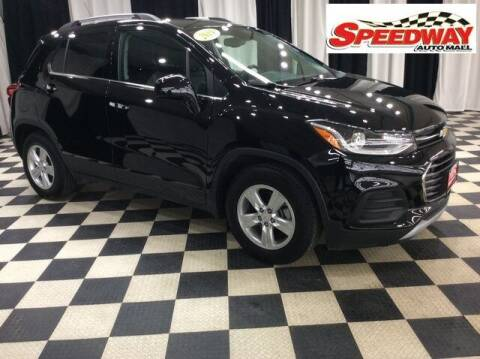 2019 Chevrolet Trax for sale at SPEEDWAY AUTO MALL INC in Machesney Park IL