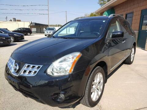 2012 Nissan Rogue for sale at Auto Solutions of Rockford in Rockford IL