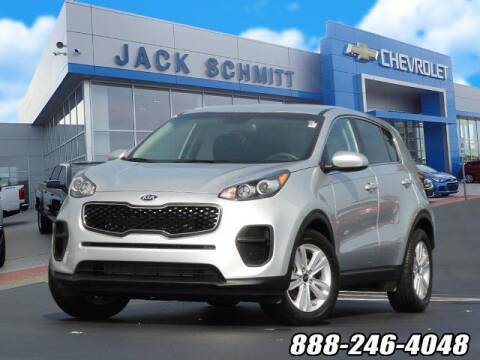 2019 Kia Sportage for sale at Jack Schmitt Chevrolet Wood River in Wood River IL