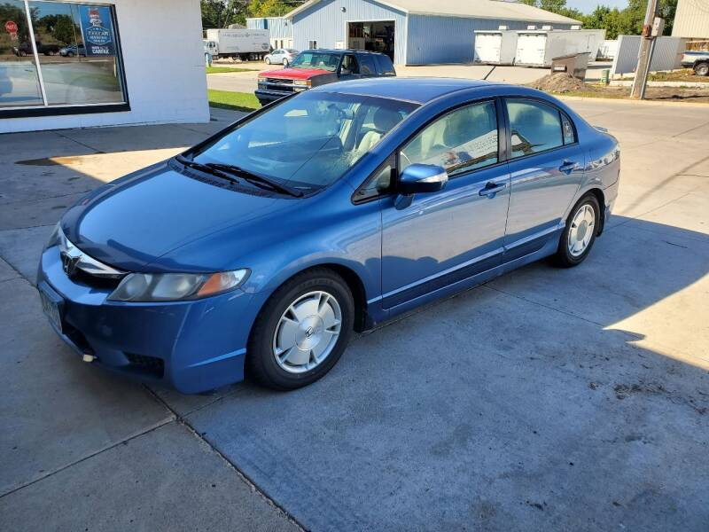 2009 Honda Civic for sale at GOOD NEWS AUTO SALES in Fargo ND