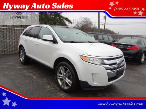 2011 Ford Edge for sale at Hyway Auto Sales in Lumberton NJ