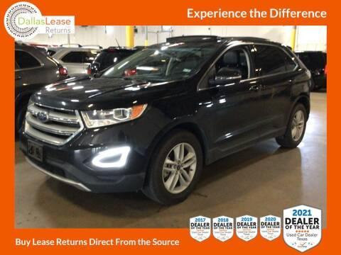 2018 Ford Edge for sale at Dallas Auto Finance in Dallas TX