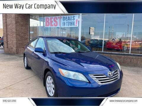2007 Toyota Camry Hybrid for sale at New Way Car Company in Grand Rapids MI