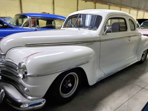 1948 Plymouth COUPE for sale at Custom Rods and Muscle in Celina OH