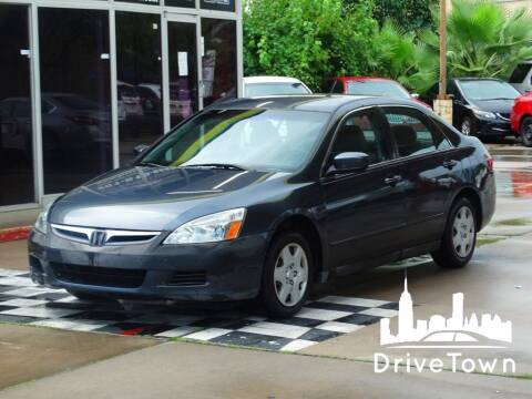 2005 Honda Accord for sale at Drive Town in Houston TX