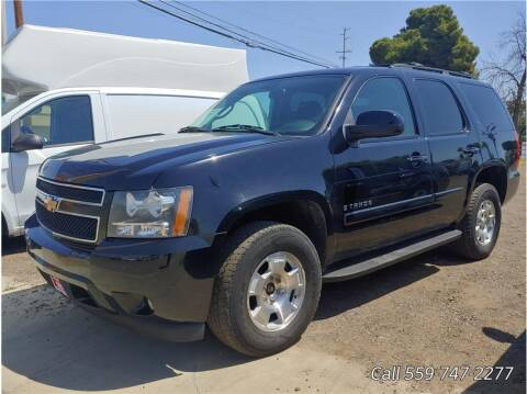 2008 Chevrolet Tahoe for sale at Dealers Choice Inc in Farmersville CA